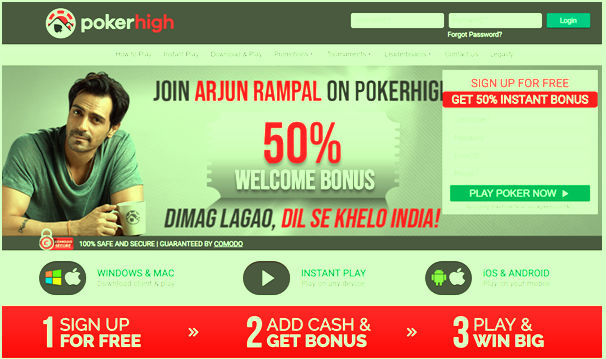 PokerHigh Poker