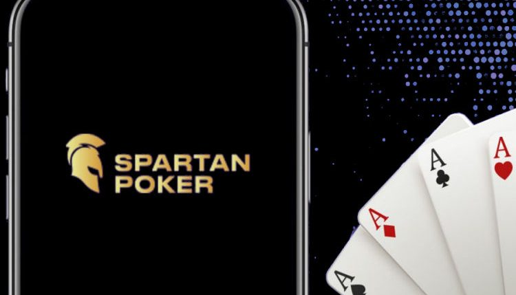 Spartan Poker platform straight to your mobile phone