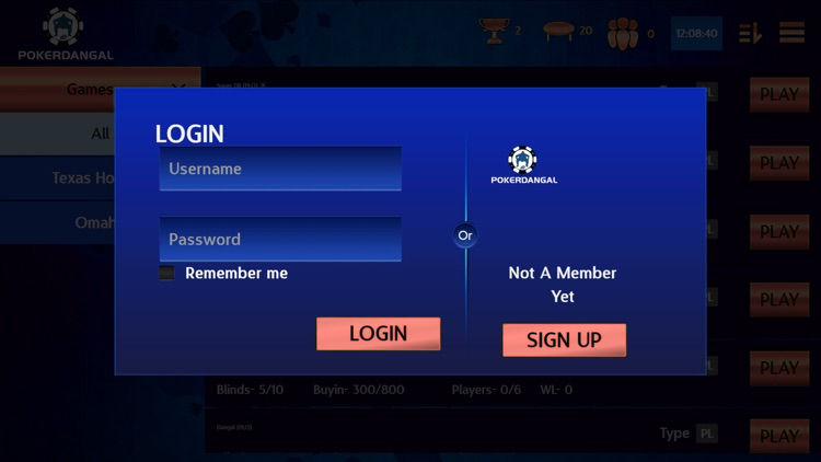 pokerdangal registration web site