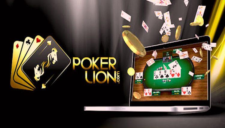 pokerlion web site