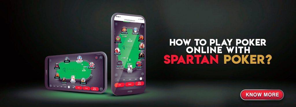 Spartan Poker poker platform