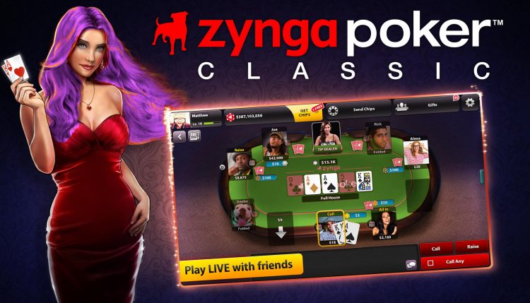 learn about Zynga Texas Holdem Poker
